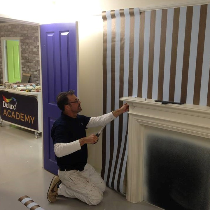 Wallpapering Intermediate