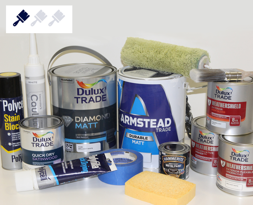 Trade Specialist Paints